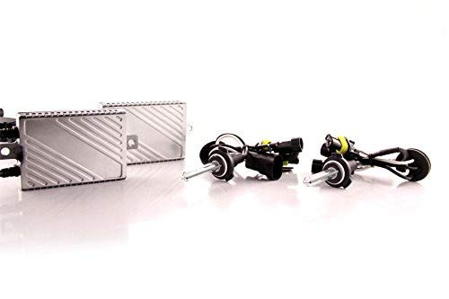 DDM Tuning Plus 35W Premium Canbus HID Kit, Slim AC Ballasts w/Hi-Output Bulbs 9005 / HB3, 5500K