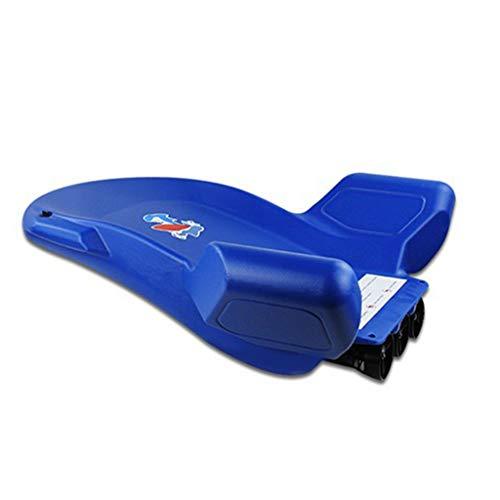 WXX Monopatín eléctrico de Agua, Tabla de natación eléctrica, Tabla de Surf Kayak Tabla de Surf Asistente de natación Recargable,Blue