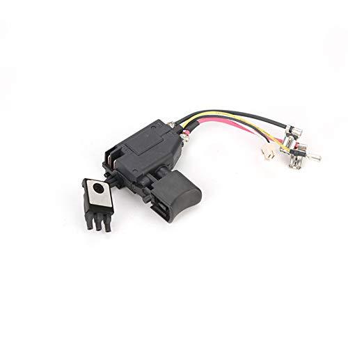 Interruptor universal 650731-7 650637-9 650747-2 para MAKITA BDF456 BDF446 DHP456 DF456D DF453D 6507472 DDF456Z BHP446Z BDF456Z