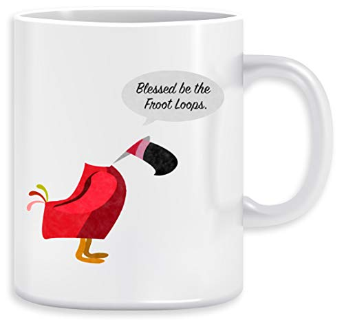 Blessed be the Froot Loops - Handmaids Tale Taza Ceramic Mug Cup