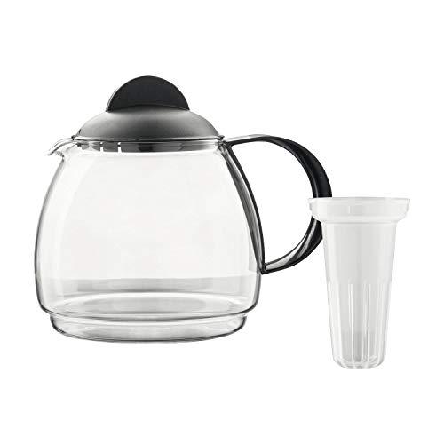 BORAL GMBH 5-180-04-401-182 Mikrowellenkanne, Glas