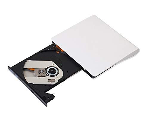 AILINSHA Externes CD-/DVD-Laufwerk für Laptop, USB 3.0, tragbares DVD/CD Rom...