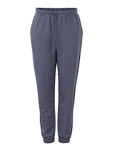 PIECES Damen PCCHILLI HW Sweat Pants NOOS BC Jogginghose, Ombre Blue, XS