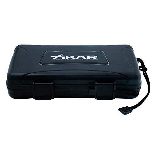 Xikar 5 Cigar Travel Humidor