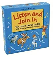Listen and Join In-Ten Classic Stories on CD (10 CDs)