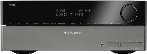 Harman Kardon AVR 360 7.1 AV Receiver schwarz