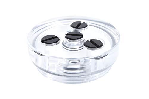 Alphacool 15293 Eisbecher Plexi Top Wasserkühlung Ausgleichsbehälter
