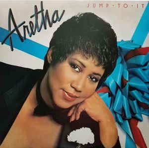 Aretha Franklin Jump To It (Vinyl Record)