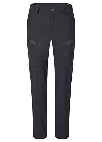 MONTURA - Pantalone Uomo Leggero Convertibile Pulsar Zip off - Ardesia-M
