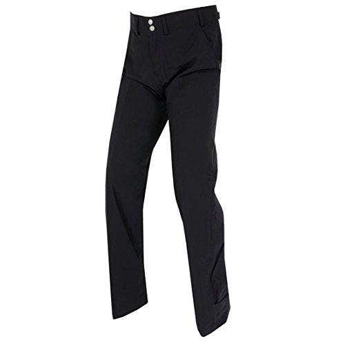 J Lindeberg Swing Pantalones Impermeables, Hombre, color negro, tamaño XXXL
