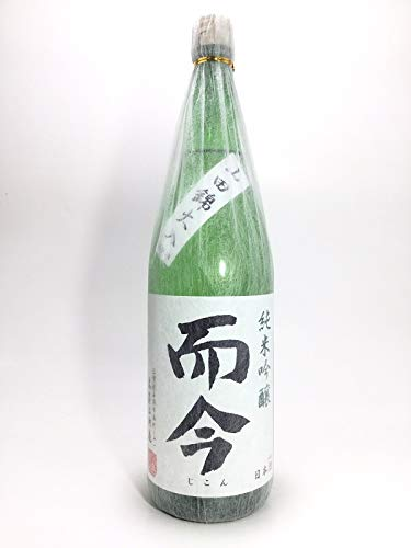 木屋正酒造 而今(じこん)純米吟醸 山田錦火入れ1800ml