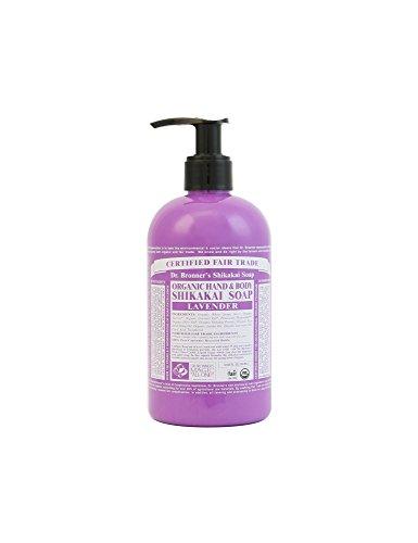 Dr Bronners Lavendel Suiker Zeep Bio, 355 Ml