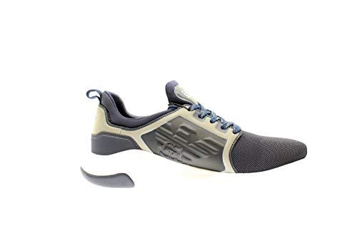 Emporio Armani EA7 Sneakers Uomo Blu 44 EU