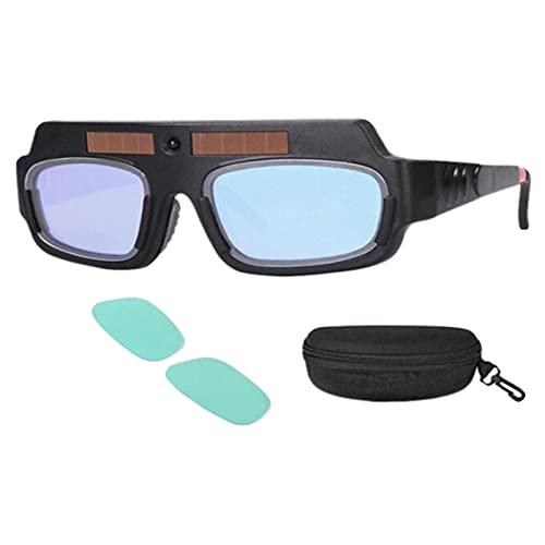 SM SunniMix Gafas para soldar Protegen los ojos de las...