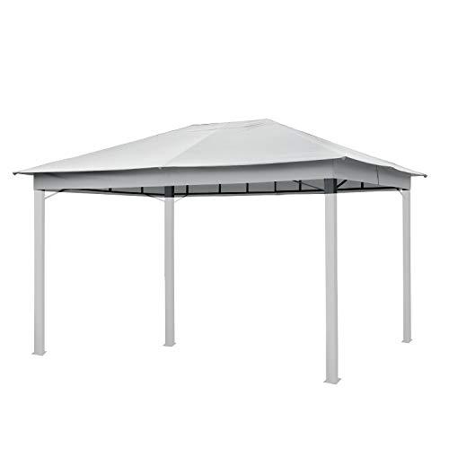 Ersatzdach 3x4 m für Sunset Premium ca. 220 g/m² grau
