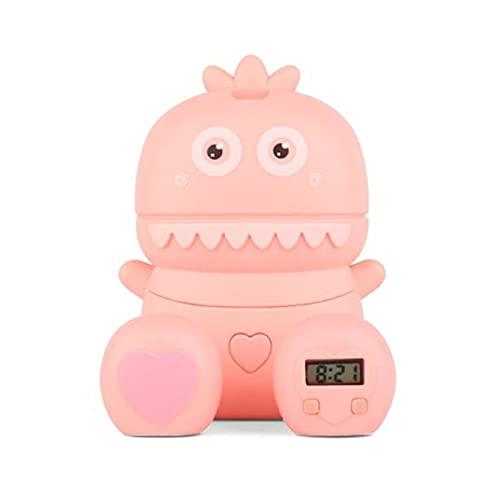 LJJOO Ventilador personal recargable de dibujos animados USB, ventilador de muñeca portátil, ventilador de reloj eléctrico, ventilador de bolsillo, adecuado para el hogar, oficina, viajes al aire libr