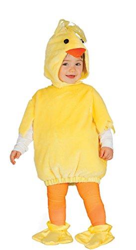 Guirca- Disfraz pollito baby, Talla 12-24 meses (85970.0)