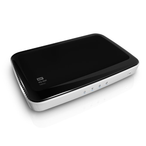 WD My Net N600 HD Dual Band Router Wireless N WiFi Router Accelerate HD