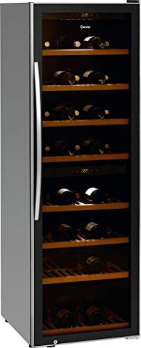Bartscher Weinkühlschrank 2 Zonen 180 Flaschen - 700132