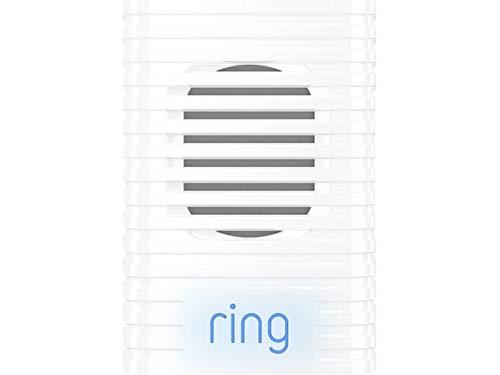 Ring Chime - WLAN Türgong für Video Türklingel, weiß