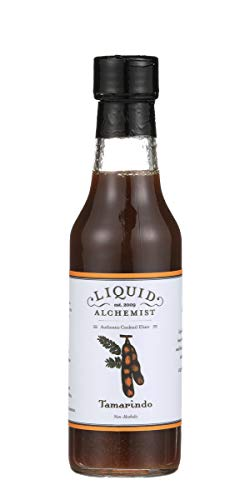 Liquid Alchemist Tamarindo Cocktail Syrup, Drink Mixer, Soda Syrup - Natural, Premium, Small Batch Syrups (5 oz)
