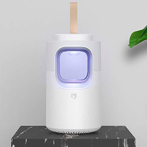 Lámpara mosquitos,Portátil repelente mosquitos exterior,antimosquitos Mata Insectos eléctrico UV Mosquitera Electrica Lampara para Moscas para Interior,Antimosquitos Trampas Carga por USB sin Ruido