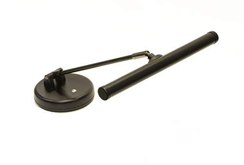 LED - Klavierlampe schwarz matt, Klavierleuchte