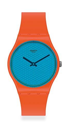 Montre Femme Swatch Urban Blue
