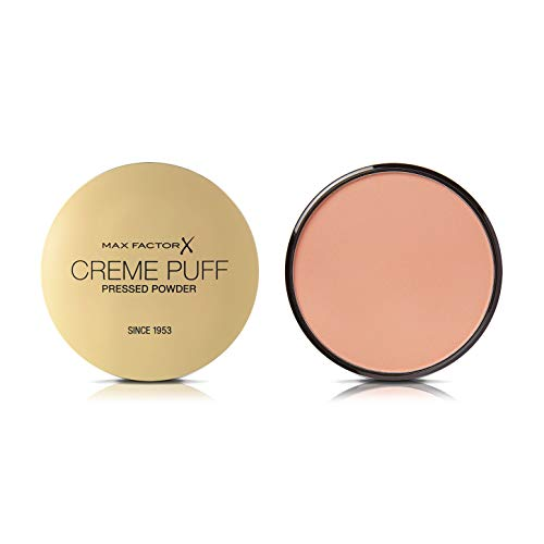 Max Factor Creme Puff Pressed Compact Powder - Candle Glow #55, 21 g