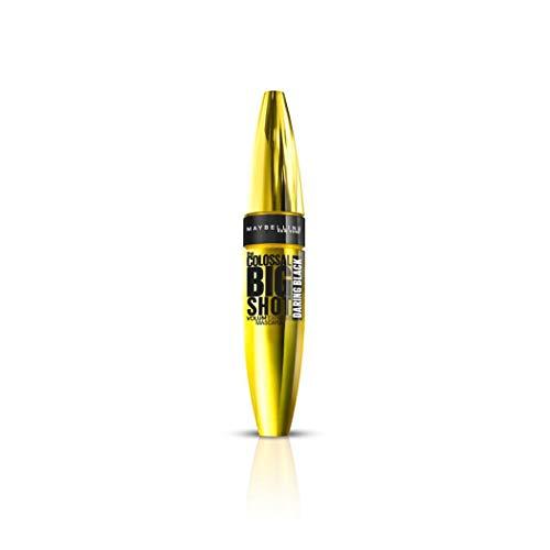 Maybelline New York – Mascara Volum' Express – Colossal Big Shot – Daring Black – 9,5 ml