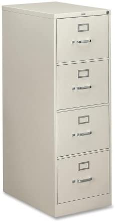 Limited time cheap sale HON 310 Series Vertical Files Locks-4 File w Le Drawer Under blast sales