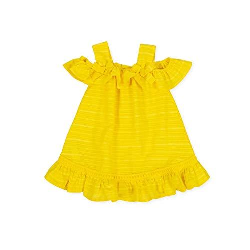 Tutto Piccolo Vestido de bebé Amarillo 8271S20Y00 Amarillo 24M