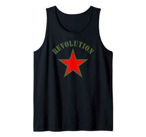 Che Guevara Cuba Revolucionario Guerrillero Icono Mundial Camiseta sin Mangas