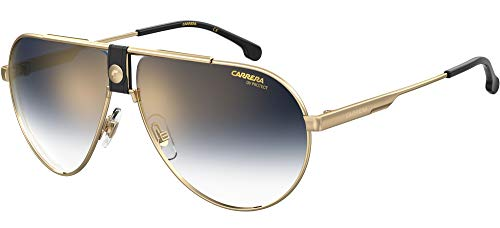 Gafas de Sol Carrera CARRERA 1033/S Gold Black/Blue Shaded 63/11/140 hombre