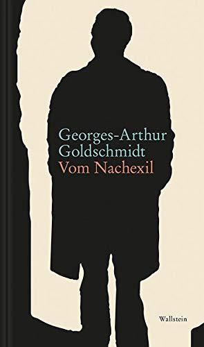 Buchseite und Rezensionen zu 'Vom Nachexil' von Georges-Arthur Goldschmidt