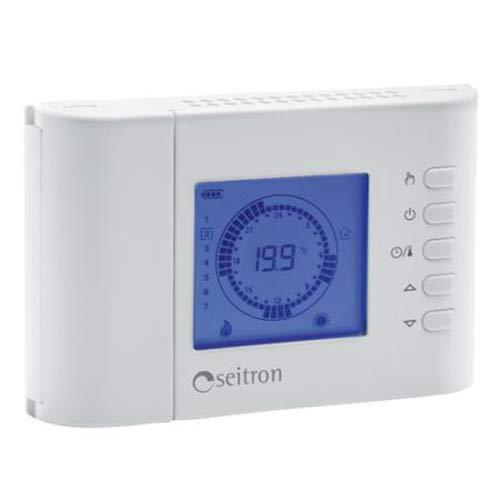 Seitron Bluetime Plus Digitale Wochenthermostat TCW02B