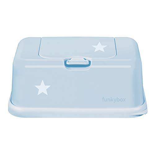 Funky Box FB42 - Funkybox Azul Pastel Estrella