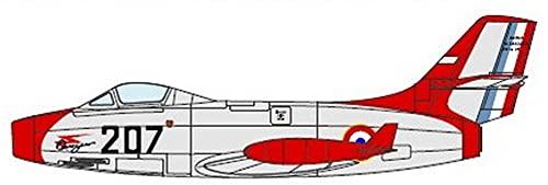 ミニウイング 1/144 フランス空軍 ダッソー MD.450 ウーラガン プラモデル MWG144343