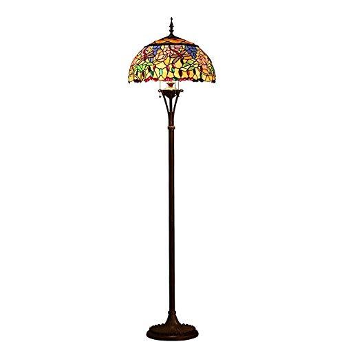 Lámparas De Pie para Dormitorio, Sala De Estar, Lámpara De Pie, Dormitorio, Estudio, Lámpara De Pie IKEA, Lámpara De Pie Led Retro Nórdica Creativa