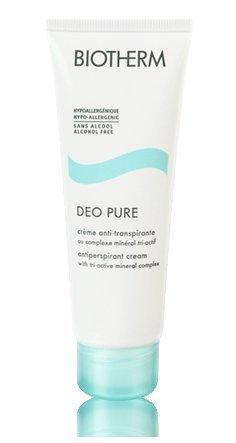 BIOTHERM Desodorante pura Crema 75 Ml cuidado del cuerpo y de belleza
