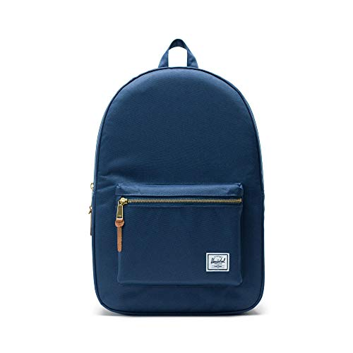Herschel Supply Company Casual Daypack Settlement, 20 Liters, Navy Blue