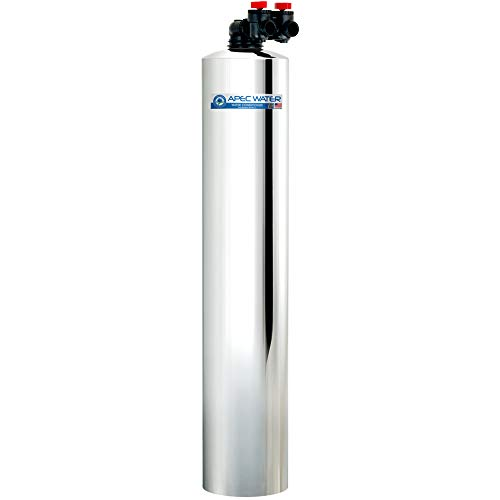 APEC Water Systems FUTURA-15 Premium 15 GPM Whole House Salt-Free Water Softener & Water Conditioner