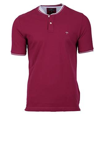 FYNCH-HATTON Poloshirt mit College Kragen L