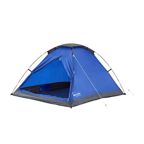 Eurohike Toco 4 Waterproof 4 Person Dome Tent, Blue, One Size