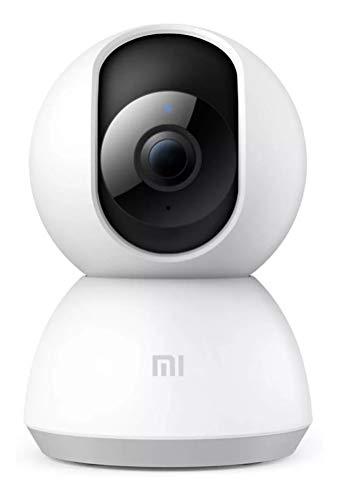 Câmera Xiaomi Mi Home Security Camera 360° - MIXJ04CM, Funciona com Alexa