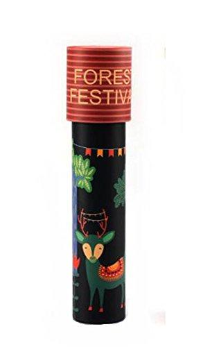 Black Temptation Motif de Girafe Jouets de Kaléidoscope Kids Favor Good pour Imagination Educational Toys