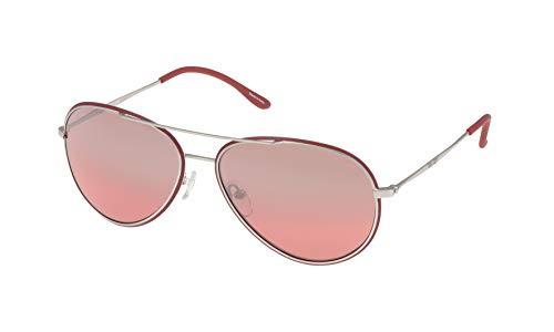 Police S8299M58Q05X Gafas de sol, Rojo, 58 Unisex