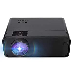 Wendry Mini proyector, 3000 lúmenes Resolución 320x240 Full HD ...