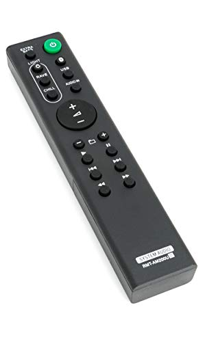 ALLIMITY RMT-AM200U Fernbedienung Ersetzen für Sony Home Audio System GTK-XB7 GTKXB7 RMTAM200U