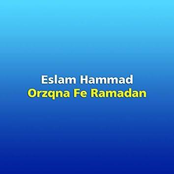 Orzqna Fe Ramadan